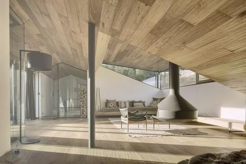 Haus Wiesenhof by Gogl Architekten