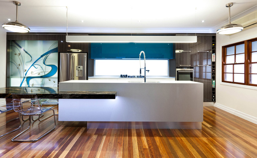 Kitchen Design Architect : kitchen is more than just the place to make food the kitchen can be