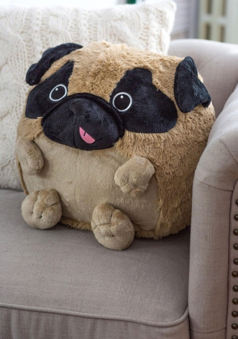 Pug Plush - FADS Pinterest