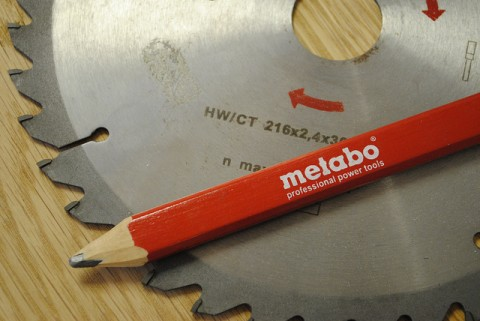 Metabo - Photo by Mark Hunter