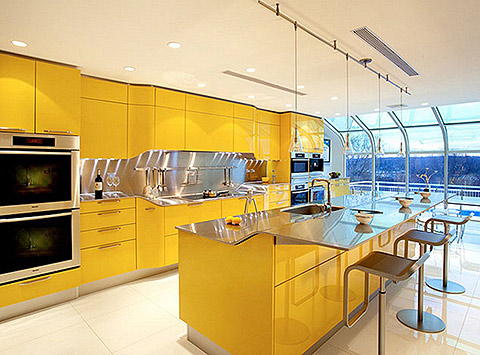 Delightful Jaw Dropping Kitchens