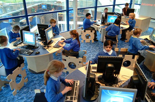 Classroom Design Uk : Classroom design central to the great education debate