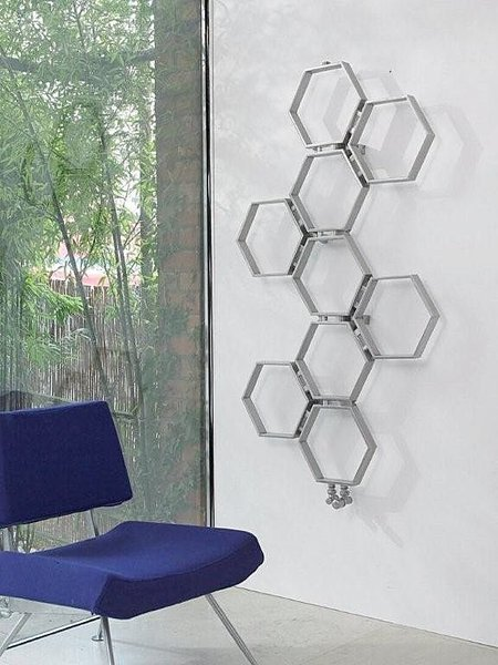 Aeon Honeycomb design-hot-water-radiators