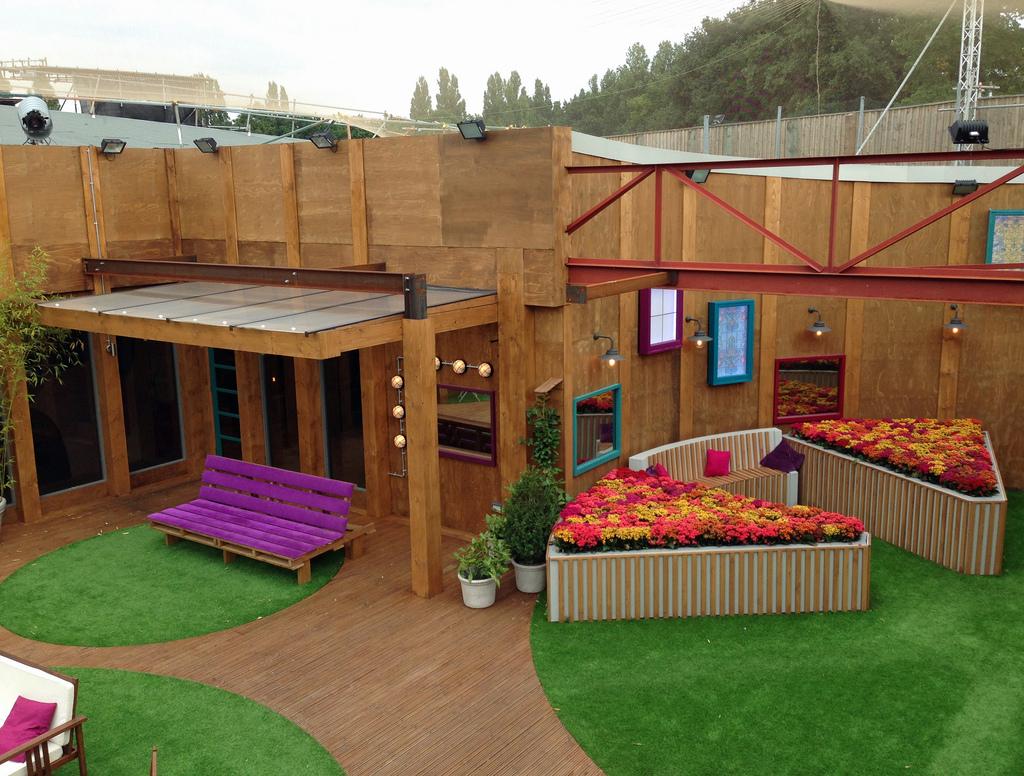 Big Brother House Flaunts New Minimalistic Design
