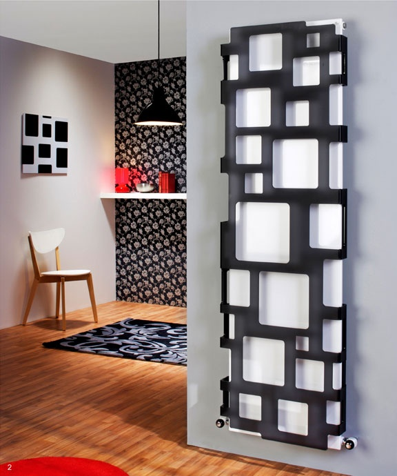 Cubed Radiator. 20 Creative Designer Radiators