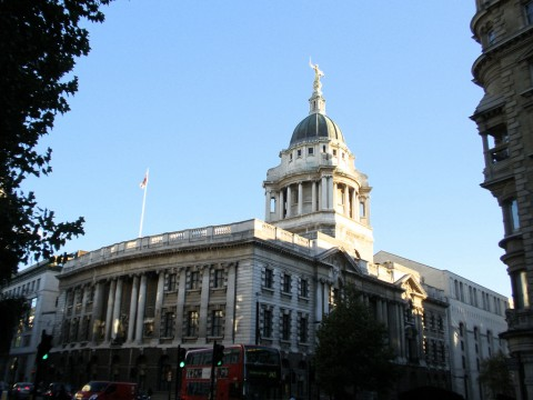 Old Bailey - Amanda Slater