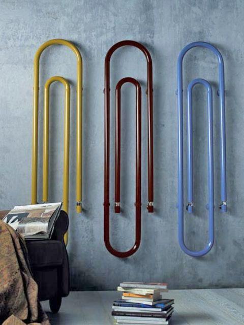 20 creative designer radiators for Household radiator design