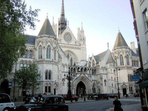 Royal Courts of Justice - Anthony Majanlahti