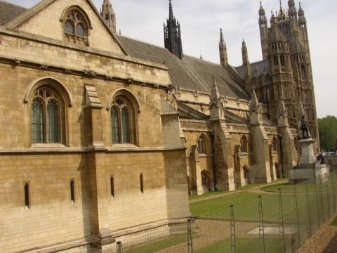 Westminster Hall - Brian Rosner