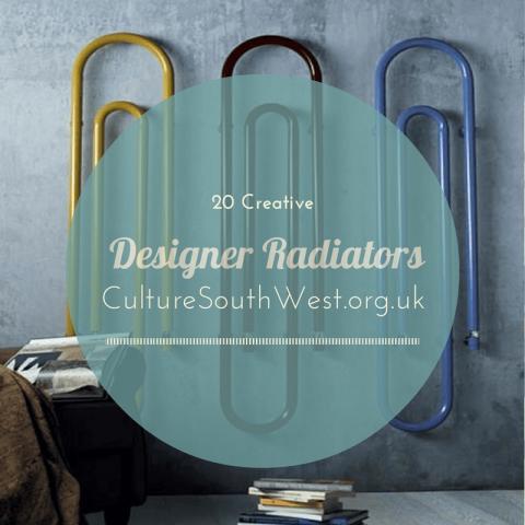 20 Creative Designer Radiators