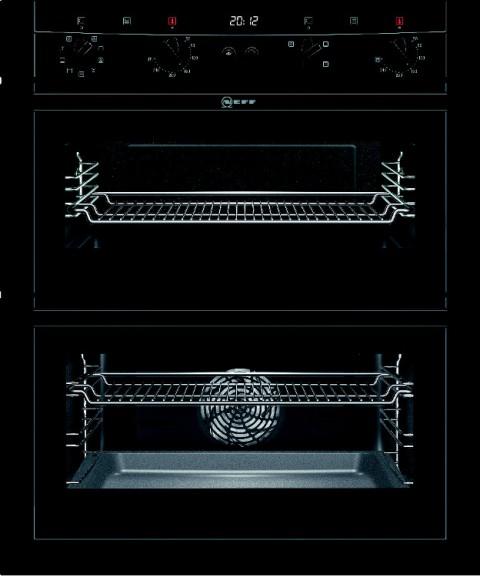 Neff Double Ovens