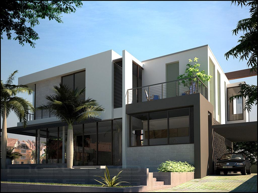 Creative Designer Home Exteriors