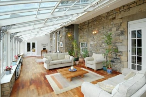 Spacious Conservatory