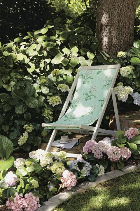 Laura Ashley deckchair
