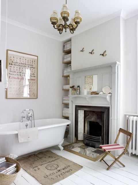 Classic bathroom by Rachael Smith