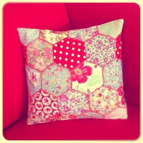 Cushion - Image credit: Caraline Mellor via Flickr