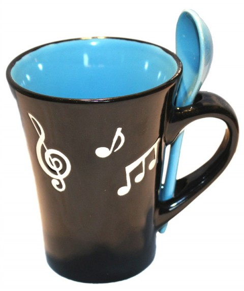 Little Snoring Musical Mug and Spoon
