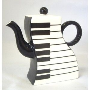 Mini Teapot Piano
