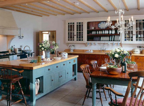 Family Kitchen - By Chalon Handmade