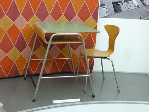 Munkegaard School desk