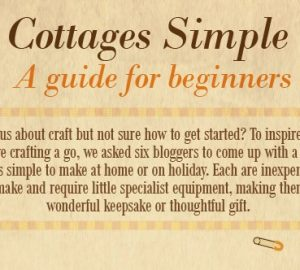 Sykes Cottages Simple Crafts: A Guide for Beginners