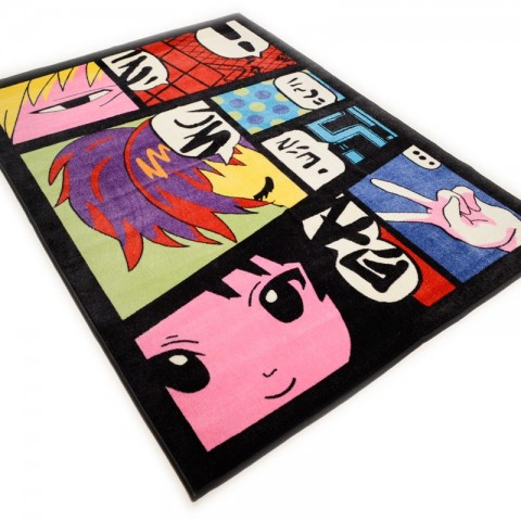 Young fashions - manga rug