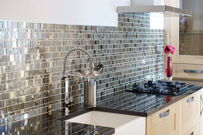 Can New Kitchen Be Fitted Around Existing Tiles