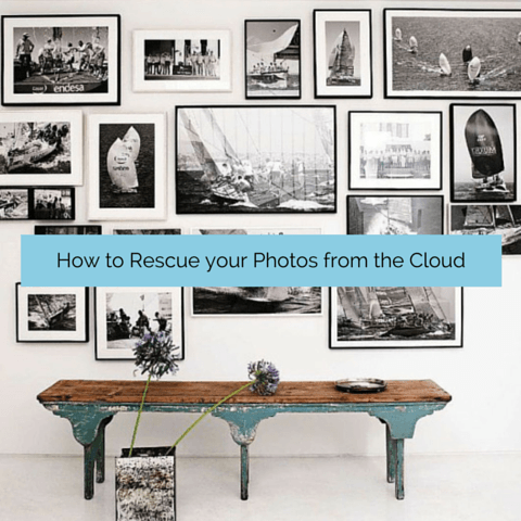 How to Rescue your Photos from the Cloud