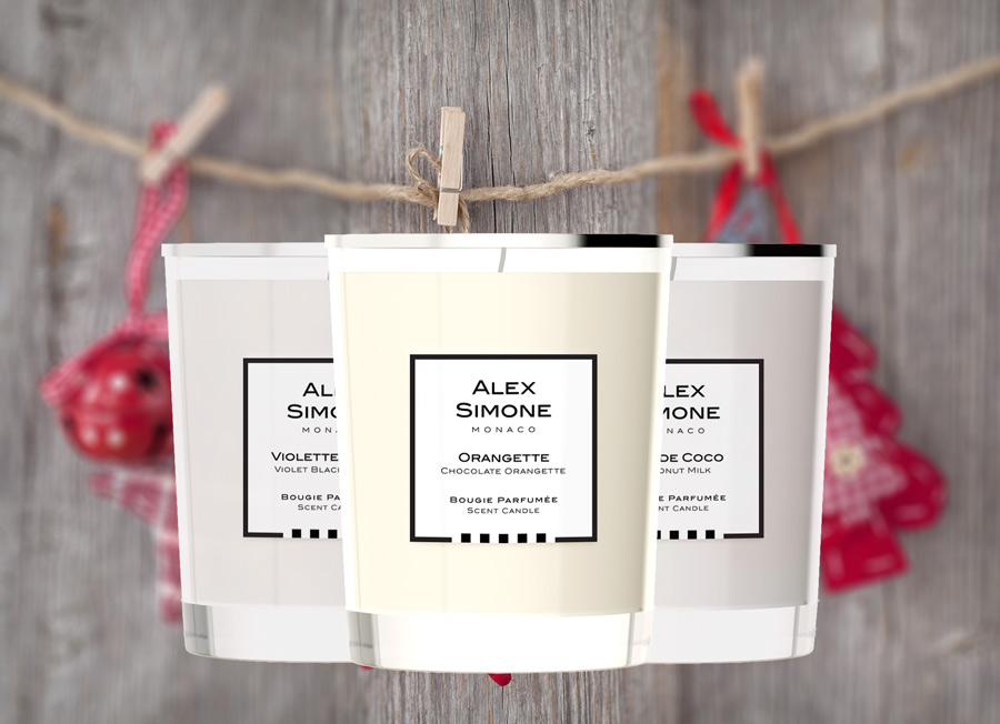 Alex Simone Candles