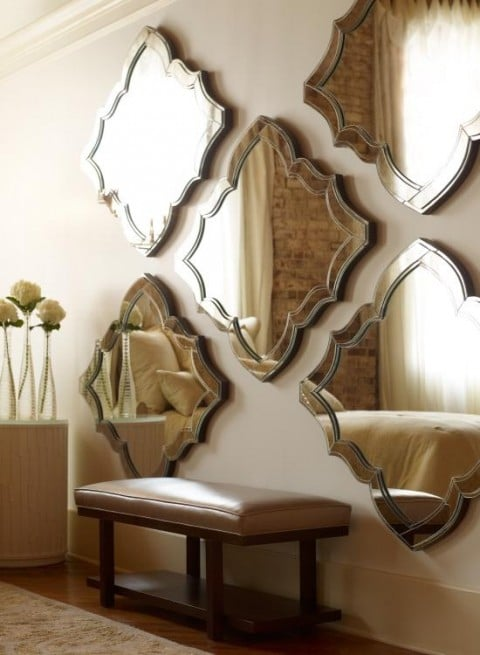 5 Expert Secrets To Opening Up Space In Tinny Rooms - Mirrors