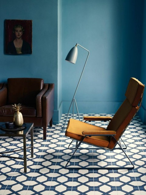 10 Designer Floor Lamps - Grasshopper Floor Lamp