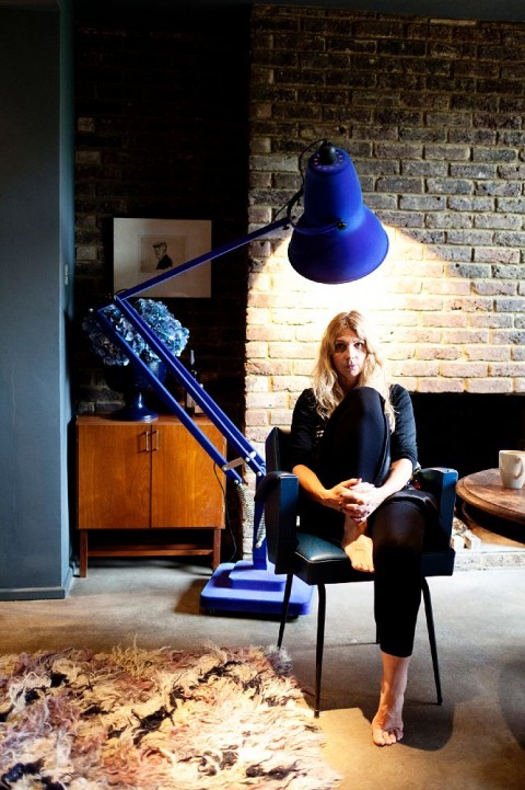 10 Designer Floor Lamps - Abigail Ahern - Designer At Home - London 2011