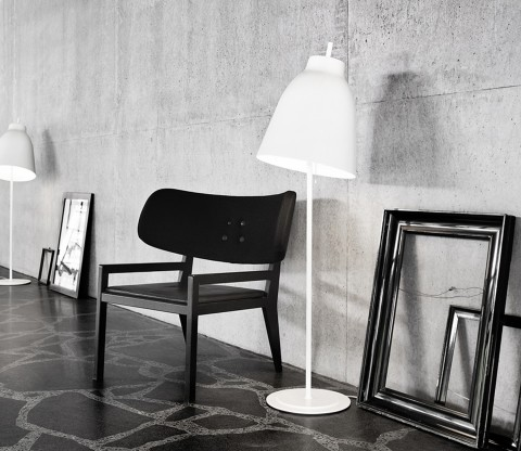 10 Designer Floor Lamps - Light Years Caravaggio Floor Lamp