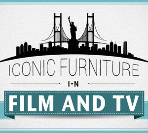 Iconic Furniture in Film & TV