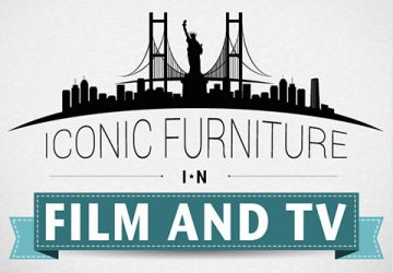 Iconic Furniture in Film & TV