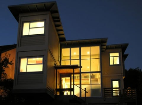 5 Of The World's Most Impressive Self Build Homes -Shipping Container House