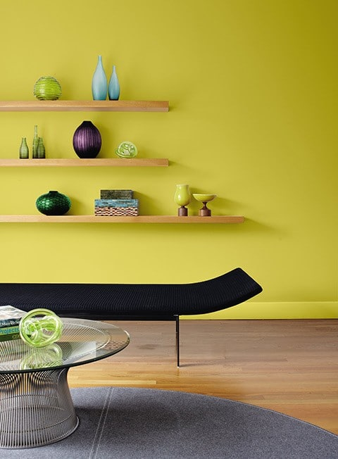 Valspar Young Interior Designer of the Year Competition 'Inspiring with Colour'