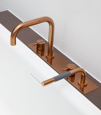 Designer Bathroom Faucets - By Vola