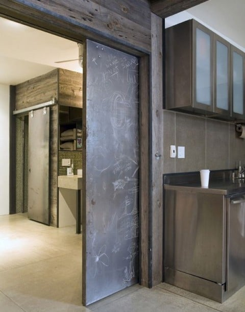 5 Space Saving Ideas For A Small Kitchen - Pocket Door