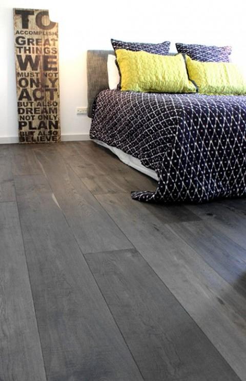 Flooring Must-Haves for 2015 - Dark Wood Flooring