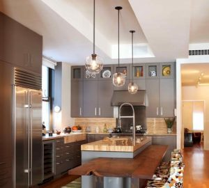 Top 5 Materials For Kitchen Work Surfaces - Wooden