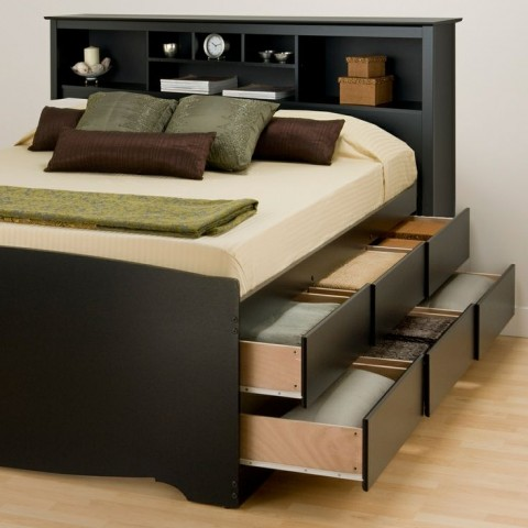 Can You Really Make More Space In Your House On A Budget? - Bed Storage