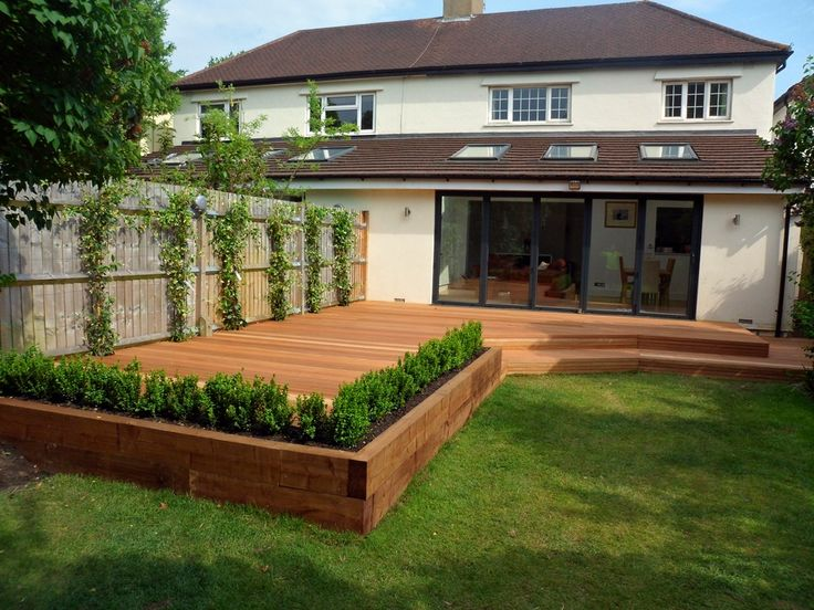 5 Reasons Why Decking Rocks!