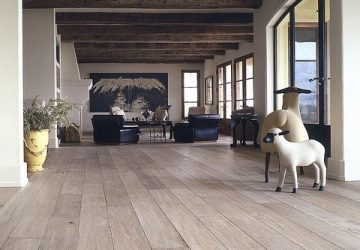 Wood Flooring Interior Design Trends - Herringbone