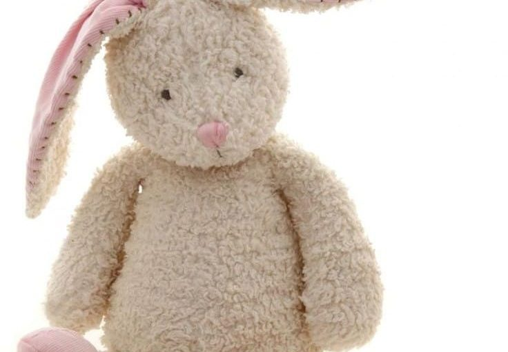 10 Children's Toys For The Conscientious Parent - Organic Toy Rabbit