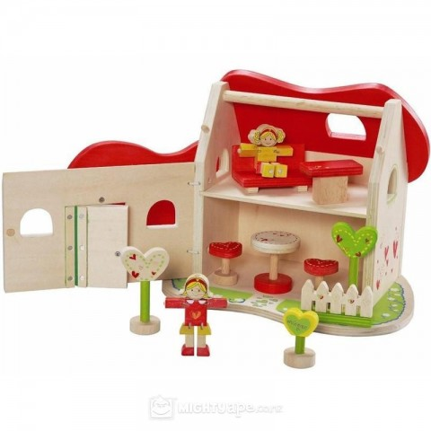 10 Children's Toys For The Conscientious Parent - EverEarth Fairy Doll House
