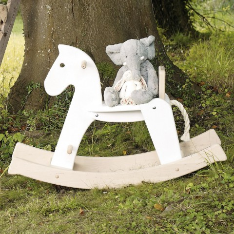 10 Children's Toys For The Conscientious Parent - Bajo Wooden Rocking Horse