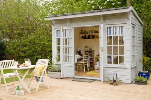 How To Create A Garden Room