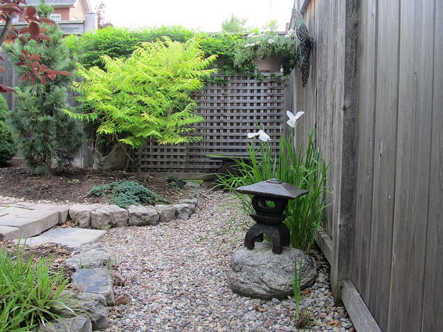How to create a Buddha-themed garden
