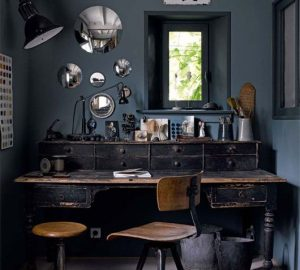 Daily Inspiration - 20th August 2015 - Grey Industrial Office